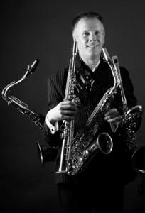 Tenor saxophonist