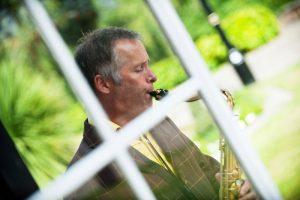 Wedding Saxophonist Steve Turner