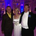 Zoe and Adam - wedding at the Savoy, June 2014