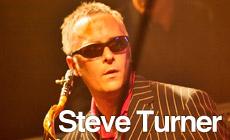 Steve Turner Saxophonist