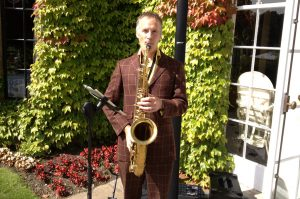 Saxophonist for Weddings