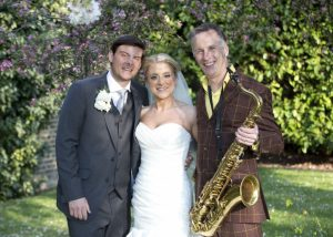 Wedding Sax Player Steve Turner